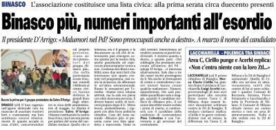 articolo Settegiorni Milano Sud