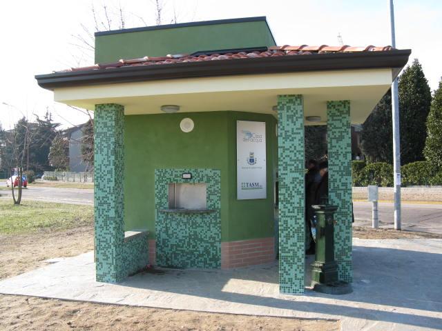 Casa dell acqua binasco piu 39 - Giusta pressione dell acqua in casa ...