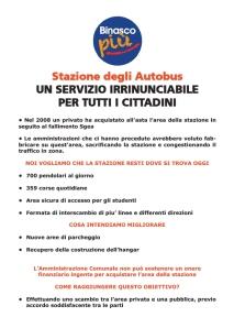 La Stazione degli autobus: Un servizio irrinunciabile per tutti i cittadini